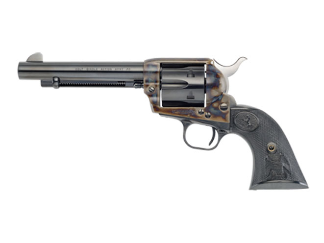 revolver, revolvers, COLT SINGLE ACTION ARMY