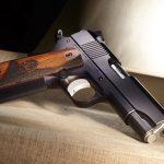 pistols, pistol, full-size pistol, full-size pistols, full-sized pistol, full-sized pistols, Dan Wesson Guardian .38 Super