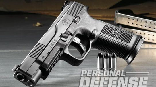 FNS-9 Longslide, FNS-9, FN, FNH USA, FNS-9 longslide pistol