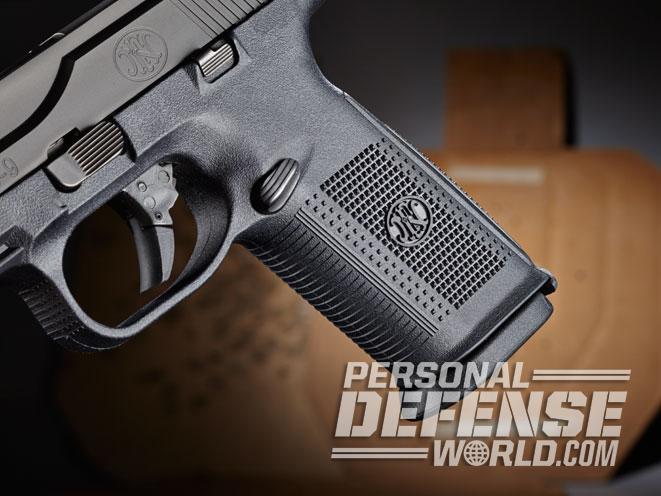 FNS-9 Longslide, FNS-9, FN, FNH USA, FNS-9 longslide pistol, FNS-9 longslide front sight, FNS-9 longslide grip