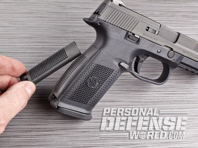 FNS-9 Longslide, FNS-9, FN, FNH USA, FNS-9 longslide pistol, FNS-9 longslide front sight, FNS-9 longslide mag