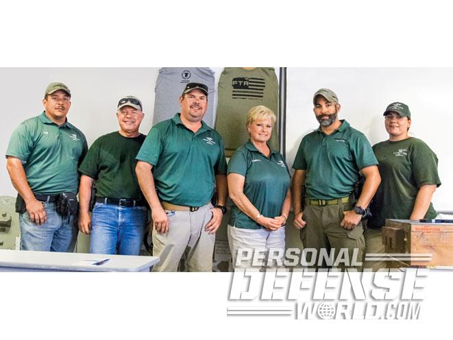 Firearms Training Associates, Firearms Training Associates Ladies Pistol & Self-Defense Course, Ladies Pistol & Self-Defense Course, FTA bill murphy