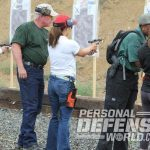 Firearms Training Associates, Firearms Training Associates Ladies Pistol & Self-Defense Course, Ladies Pistol & Self-Defense Course, gun test