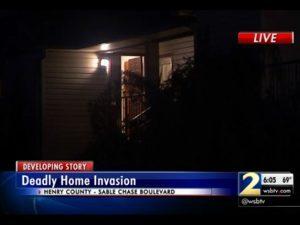 home invasion, georgia home invasion