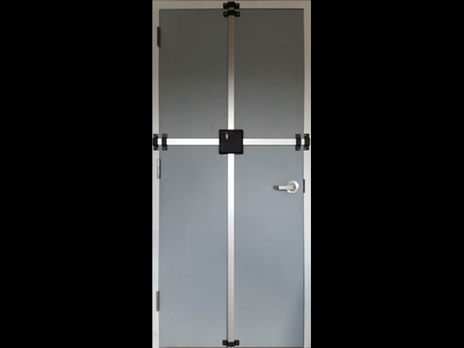 guardian security structures, 4840 Multi-Point Lock Interior Side