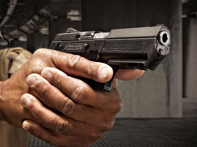 pistols, pistol, full-size pistol, full-size pistols, full-sized pistol, full-sized pistols, IWI Jericho 941 Pl/RPL