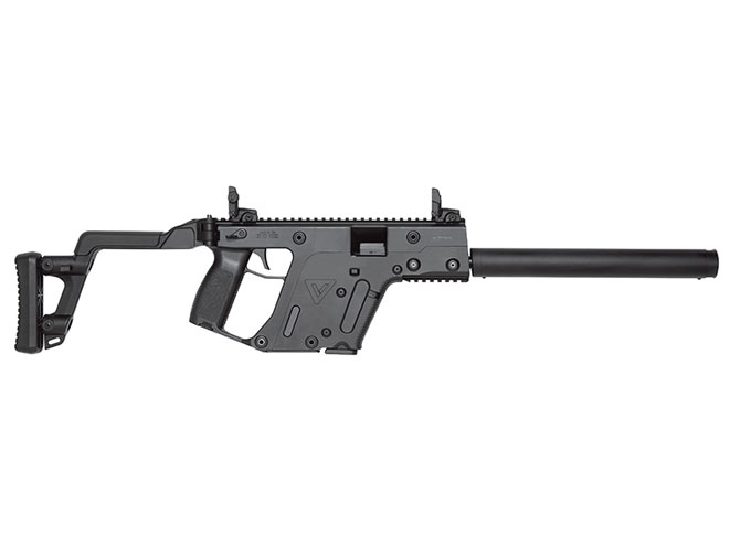 rifle, rifles, semi-auto rifle, semi-auto rifles, semi auto rifle, semi auto rifles, KRISS Vector Gen II CRB