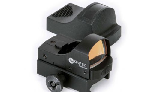 KINETIC CONCEALMENT, KINETIC CONCEALMENT RD-01, RD-01 RED DOT SIGHT