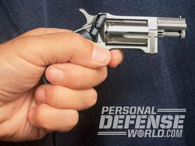 Gun Review: NAA Sidewinder with LaserLyte Mighty Mouse