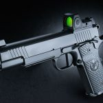 pistols, pistol, full-size pistol, full-size pistols, full-sized pistol, full-sized pistols, Nighthawk Custom Shadow Hawk