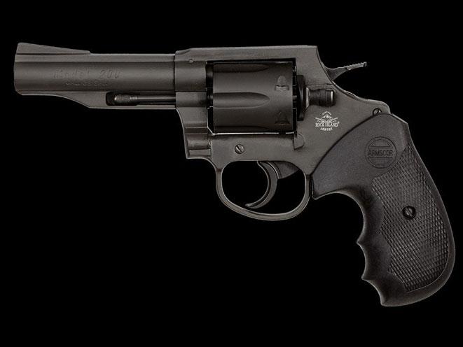 revolver, revolvers, ROCK ISLAND ARMORY M200/M206