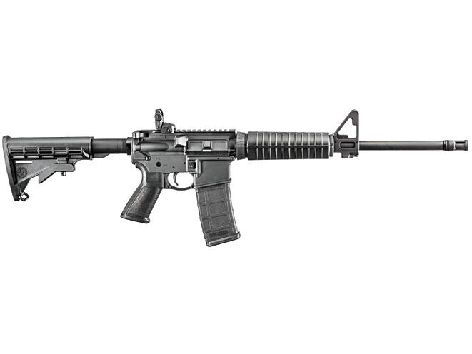 rifle, rifles, semi-auto rifle, semi-auto rifles, semi auto rifle, semi auto rifles, Ruger SR-556