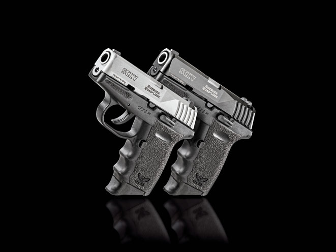 SCCY Marvel: The All-New CPX-3 Pistol