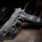 pistols, pistol, full-size pistol, full-size pistols, full-sized pistol, full-sized pistols, Sig Sauer P227 Tacops .45 ACP