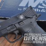 M&P22 Compact Suppressor, m&p22 compact, s&w m&p22 compact suppressor, m&p22 compact suppressor test