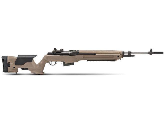 rifle, rifles, semi-auto rifle, semi-auto rifles, semi auto rifle, semi auto rifles, Springfield Loaded M1A Adjustable