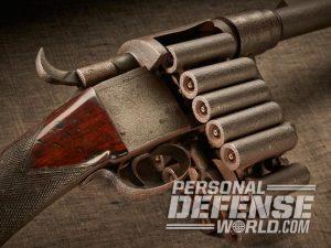 firepower, rifle firepower, cookson rifle, bennett haviland, bennett haviland rifle, bennett haviland rifles, treeby rifle