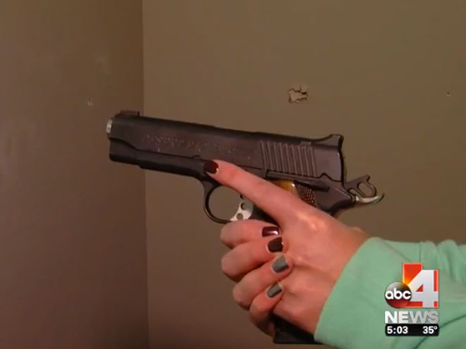 desert eagle, utah, utah home invasion, utah desert eagle
