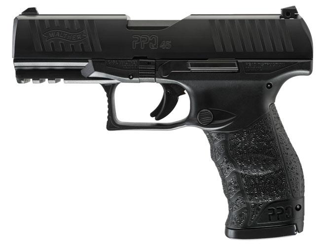 Walther PPQ 45, walther ppq, ppq 45, walther, walther arms