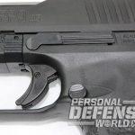 Walther PPQ 45, walther ppq, ppq 45, walther, walther arms, walther ppq 45 pistol, walther ppq 45 slide release