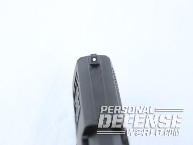 Walther PPQ 45, walther ppq, ppq 45, walther, walther arms, walther ppq 45 pistol, walther ppq 45 front sight