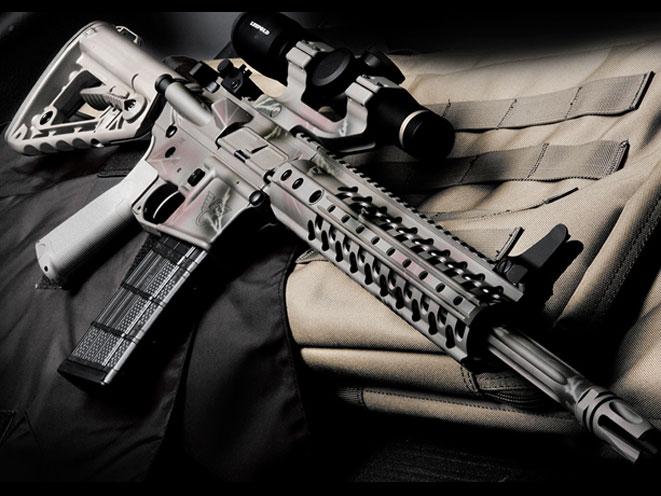 rifle, rifles, semi-auto rifle, semi-auto rifles, semi auto rifle, semi auto rifles, Wilson Combat Paul Howe Tactical Carbine