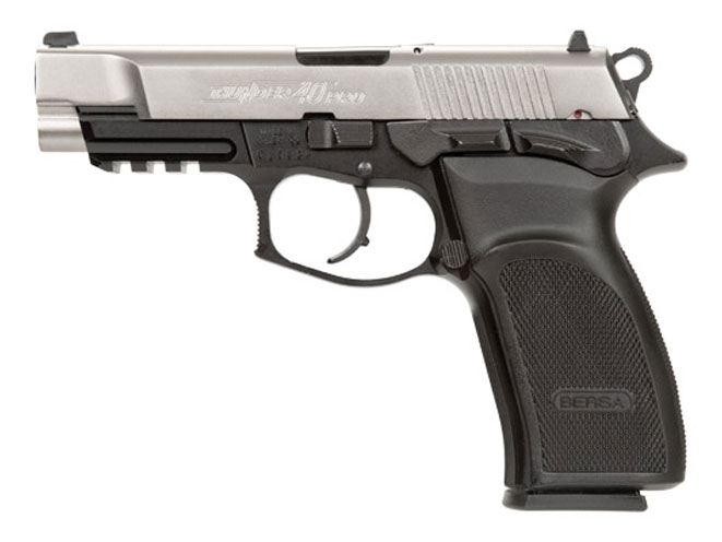 handgun, handguns, concealed carry handgun, concealed carry handguns, concealed carry pistol, concealed carry pistols, Bersa Thunder Pro HC 9/40