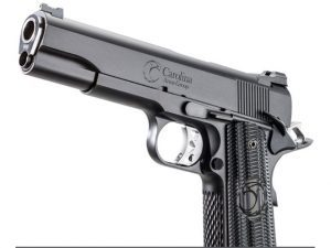 carolina arms group, trenton 1911, carolina arms group trenton 1911, trenton 1911 tactical black