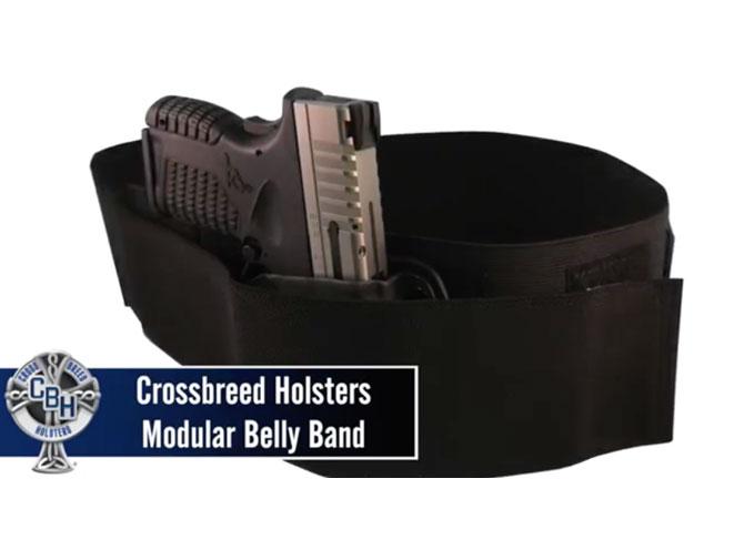 crossbreed, crossbreed belly band, crossbreed holsters