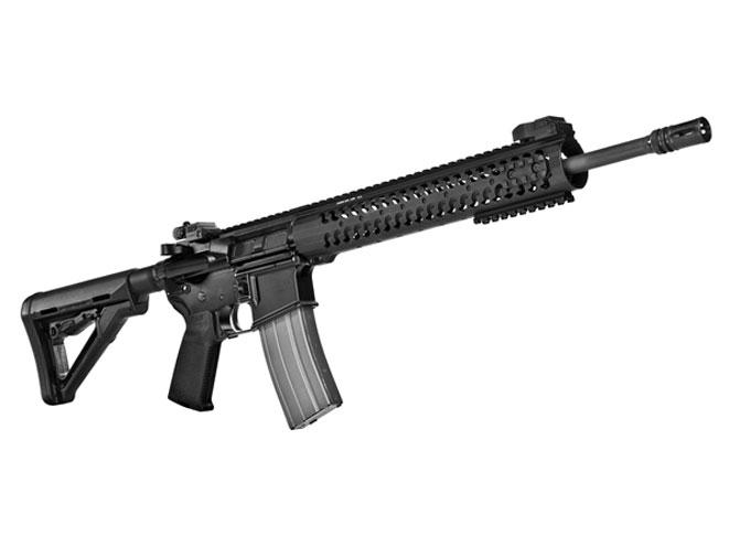 rifle, rifles, semi-auto rifle, semi-auto rifles, semi auto rifle, semi auto rifles, Del-Ton DTI Evolution