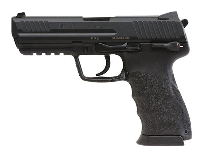 autopistol, autopistols, pistol, pistols, HECKLER & KOCH HK45