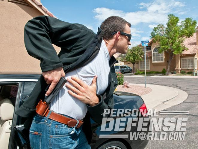 gun, car, gun car, gun travel, travel, travel defense, massad ayoob, car concealed carry