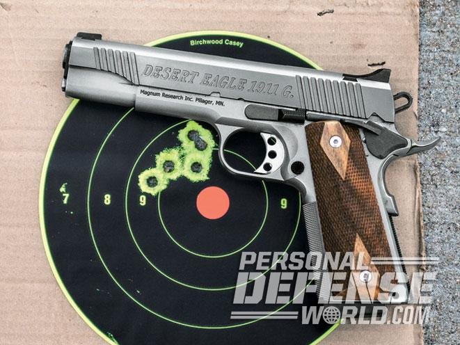 magnum research, magnum research Desert Eagle 1911 GSS, Desert Eagle 1911 GSS, desert eagle, desert eagle 1911, 1911 gas, Desert Eagle 1911 GSS target