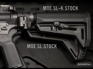 SL-K, SL-K Stock, magpul SL-K stock