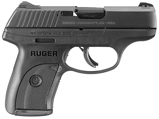 autopistol, autopistols, pistol, pistols, RUGER LC9s