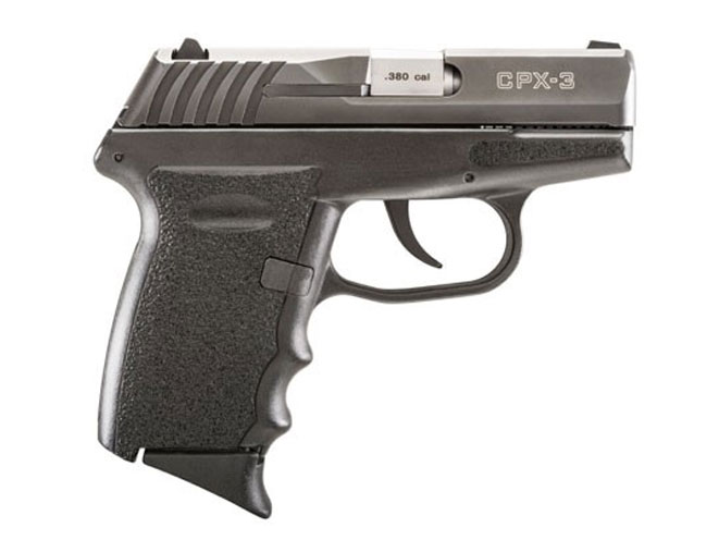 autopistol, autopistols, pistol, pistols, SCCY CPX-3