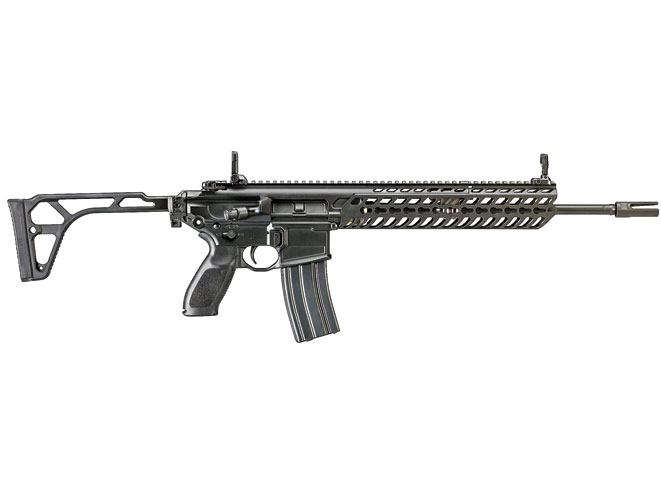 rifle, rifles, semi-auto rifle, semi-auto rifles, semi auto rifle, semi auto rifles, Sig Sauer MCX