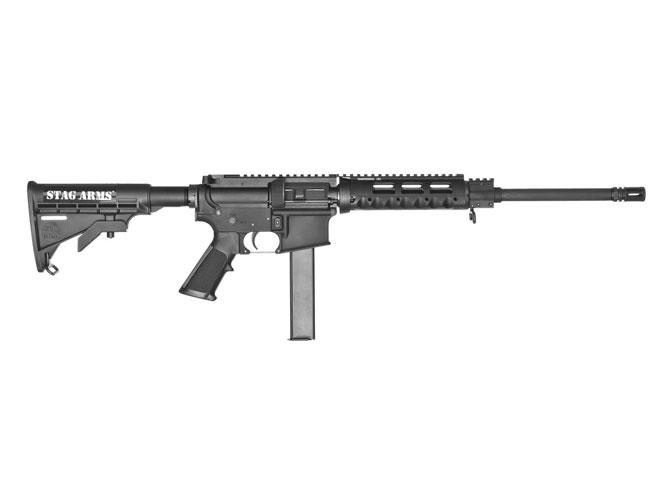 rifle, rifles, semi-auto rifle, semi-auto rifles, semi auto rifle, semi auto rifles, Stag Arms Model 9
