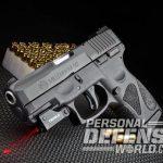 pistol, pistols, compact pistol, compact pistols, pocket pistol, pocket pistols, Taurus PT-111 Millennium G2
