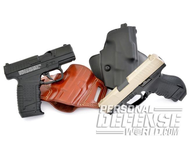 Umarex's Walther CP99 Compact and PPS Air Pistols