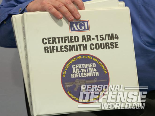American Gunsmithing Institute, agi, riflesmith course