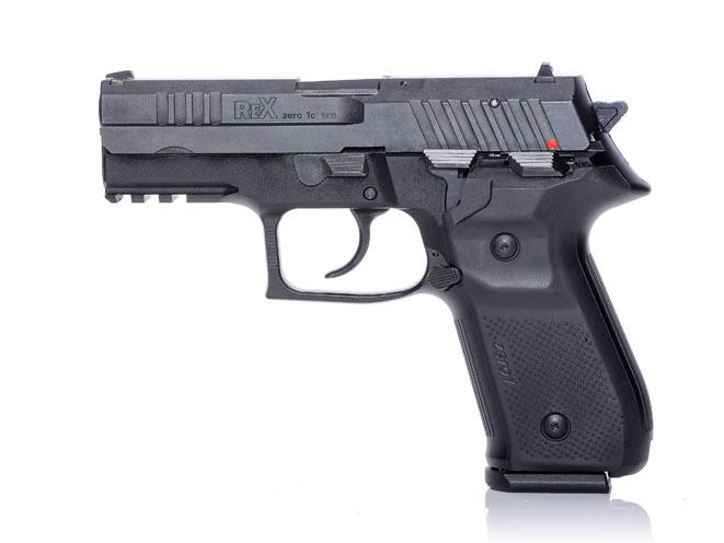 Arex Rex Zero 1S, rex zero 1S, rex zero 1s gun