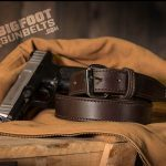 Bigfoot Gun Belts, Bigfoot Gun Belt, gun belt, gun belts, belts