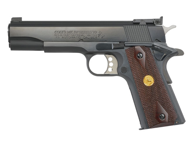 autopistol, autopistols, pistol, pistols, concealed carry pistol, pocket pistol, COLT GOLD CUP