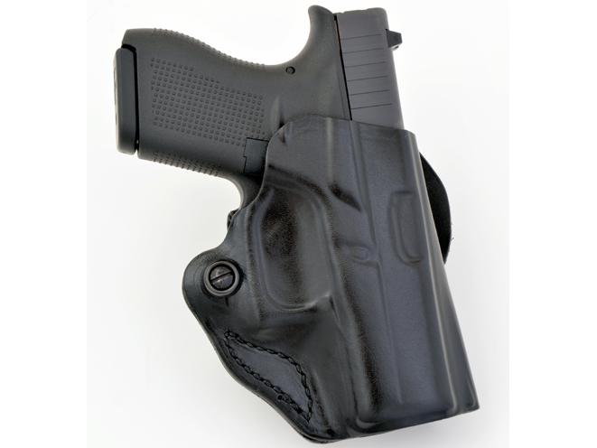 holster, holsters, glock, glock holster, glock holsters, DeSantis Mini Scabbard