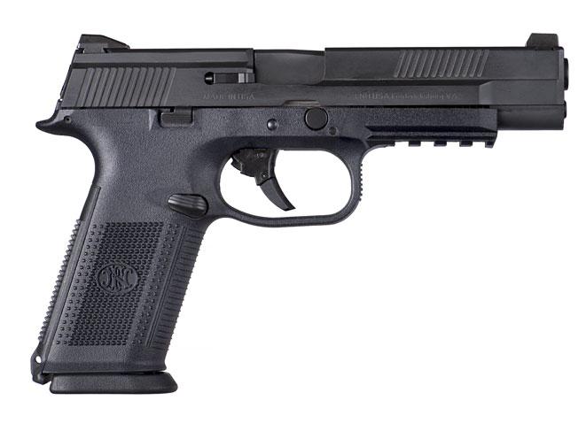 autopistol, autopistols, pistol, pistols, concealed carry pistol, pocket pistol, FNS LONGSLIDE