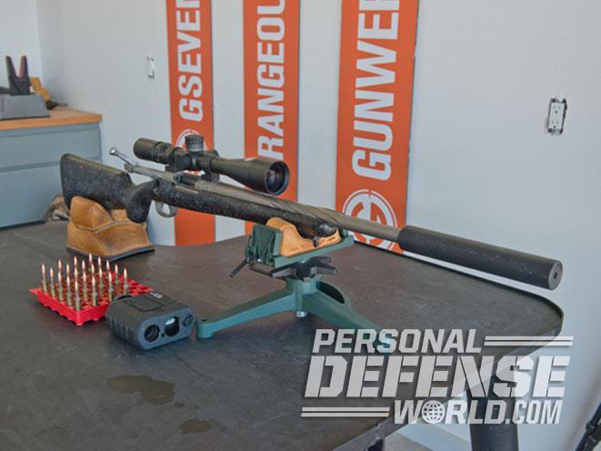 reload, reloading, gunwerks, gunwerks class, gunwerks range test, gunwerks rifles