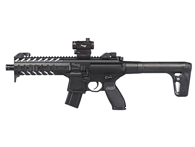 SIG SAUER's Advanced Sport Pellet (ASP) Line of Airguns