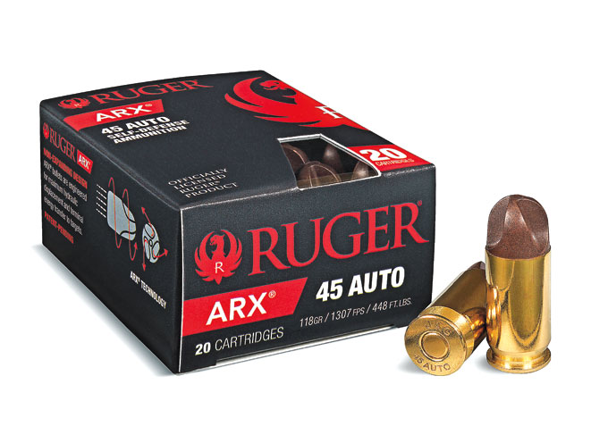 shooting, shooting product, shooting products, shooting gear, PolyCase Ruger ARX Ammo