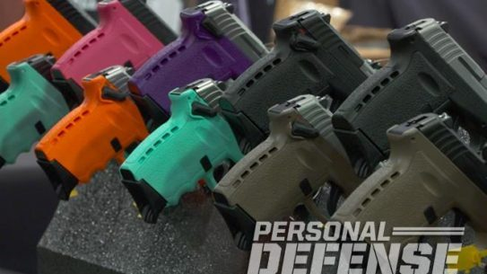 SCCY CPX-3, CPX-3, CPX-3 pistol